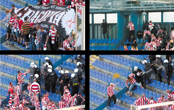 Poland's Anti-Hooligan Police Ready for Euro 2012 ...