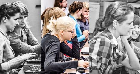 WebMuses: Krakow's Women Get Technical