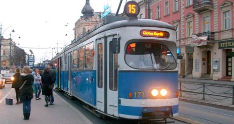 Talking Tram Stops