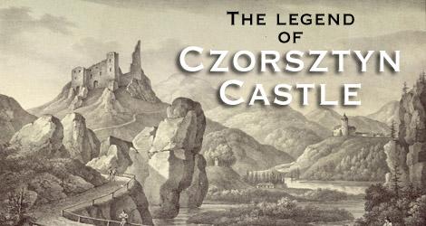 The Legendary Inca Treasure of Poland's Czorsztyn Castle