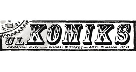 ul. Komiks: January 2014