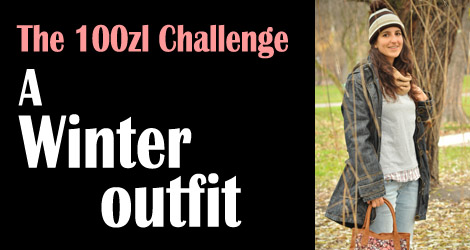 The 100zl Challenge: A Winter Outfit