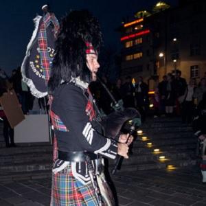 Kraków And Edinburgh Celebrate Their Partnership With An Exhibition
