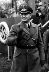 Nazi Governor-General of Kraków Hans Frank