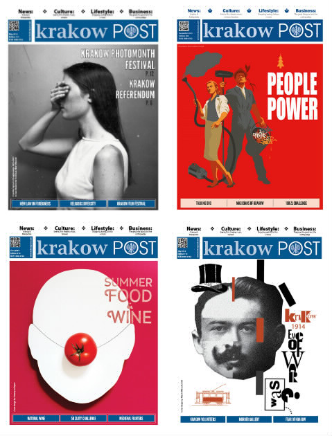 Krakow_Post_covers