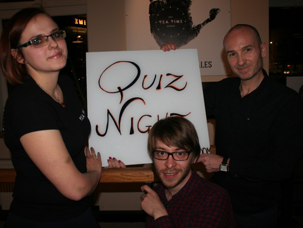An English Pub Quiz in Krakow