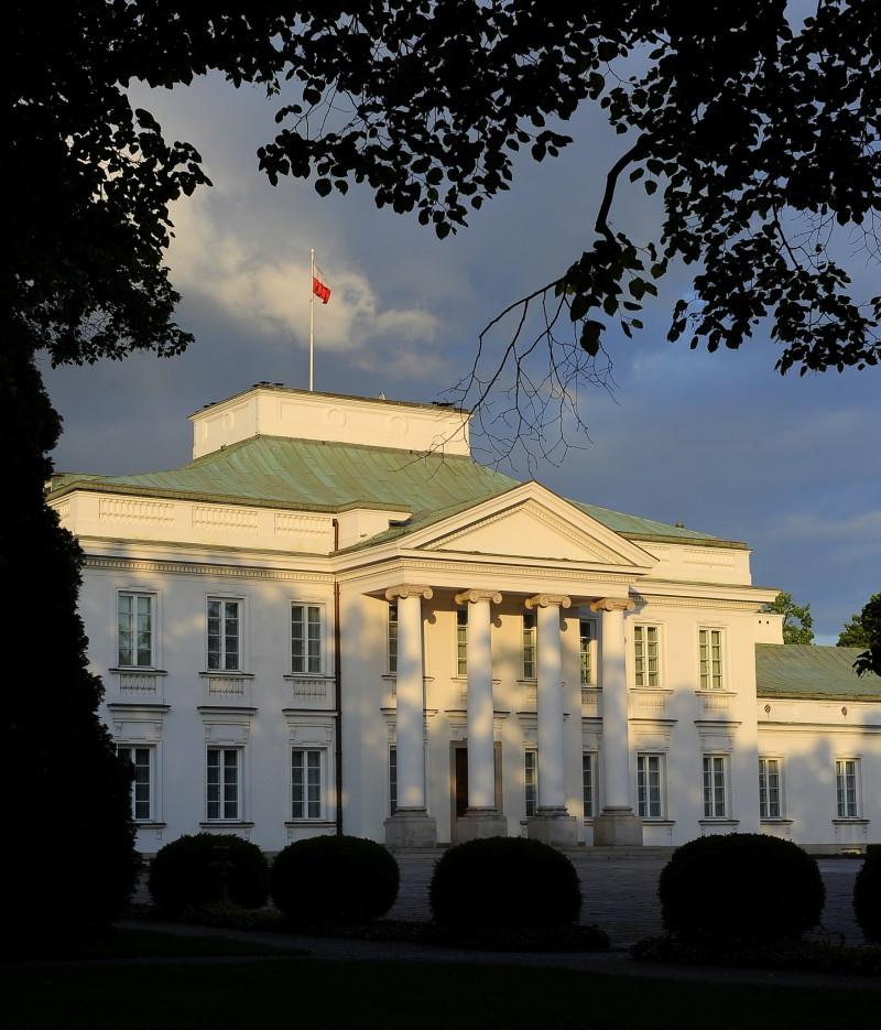 Poland Presidential Palace, Warsaw