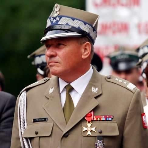 Generał broni Edward Pietrzyk