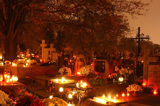 All Saints' Day: We all have a candle to light