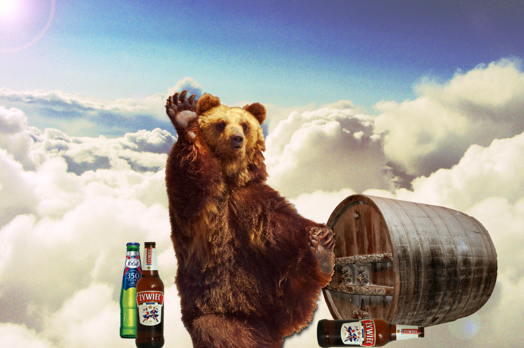 What Wojtek Did Next: A Beer-Drinking Bear in Paradise