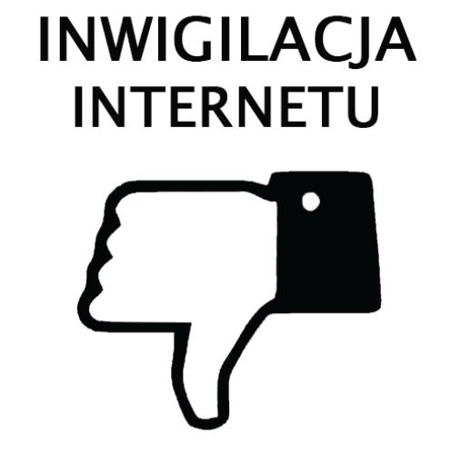 PHOTOS: Cracovians protest against internet surveillance