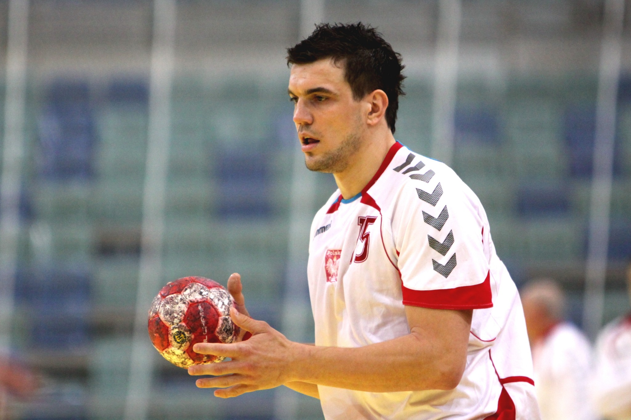 Polish left back Michał Jurecki was chosen as one of the tournament's best players