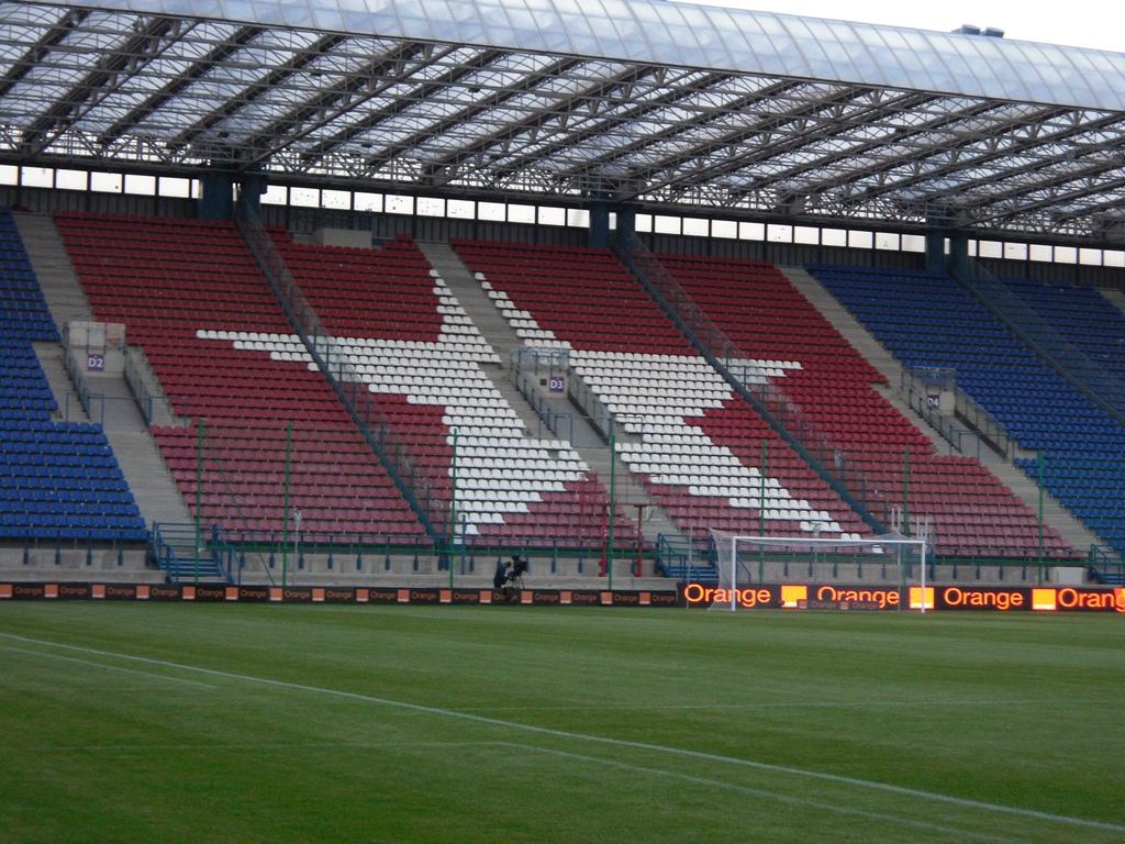 Wisła Krakow stadium