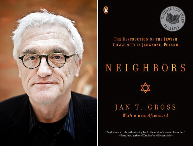 Jan Gross - Neighbors book cover