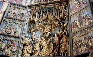 Veit Stoss, St. Mary's Basilica