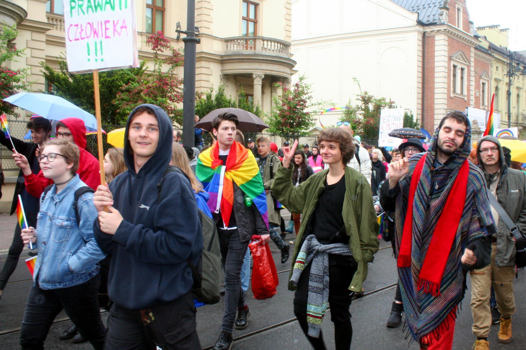 Gay krakow poland