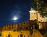Krakow_Castle_at_night_with_full_moon