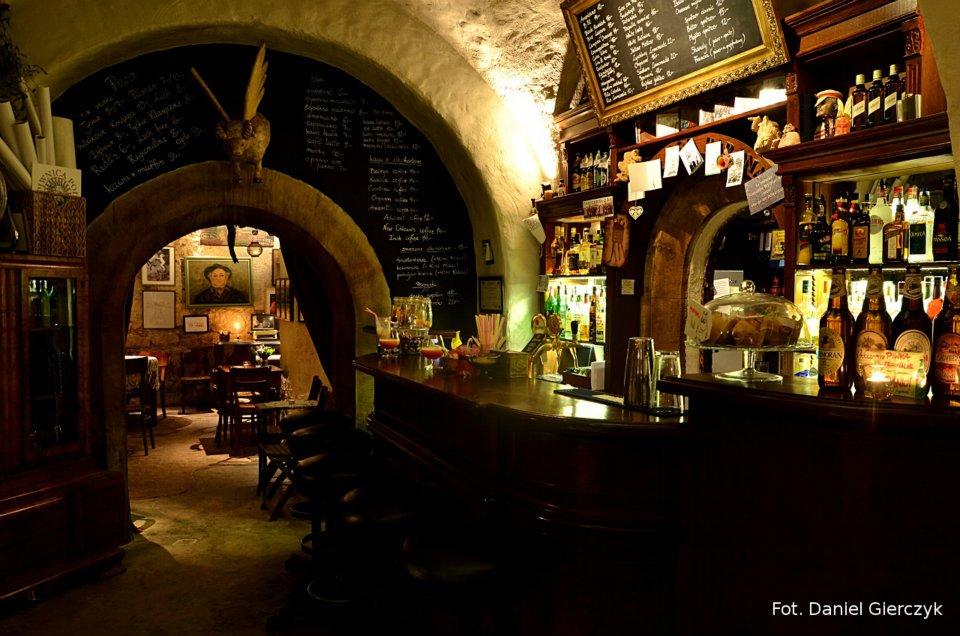 Piwnica Pod Baranami (phot. Daniel Gierczyk)