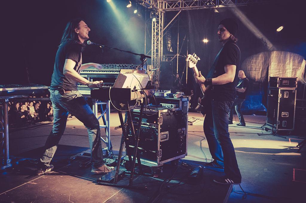 Riverside in 2014 (phot. Live&Loud)