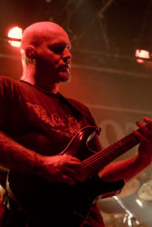Riverside guitarist Piotr Grudzień tragically passed away earlier this year (phot. opethpainter)
