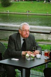 Wajda in 2004