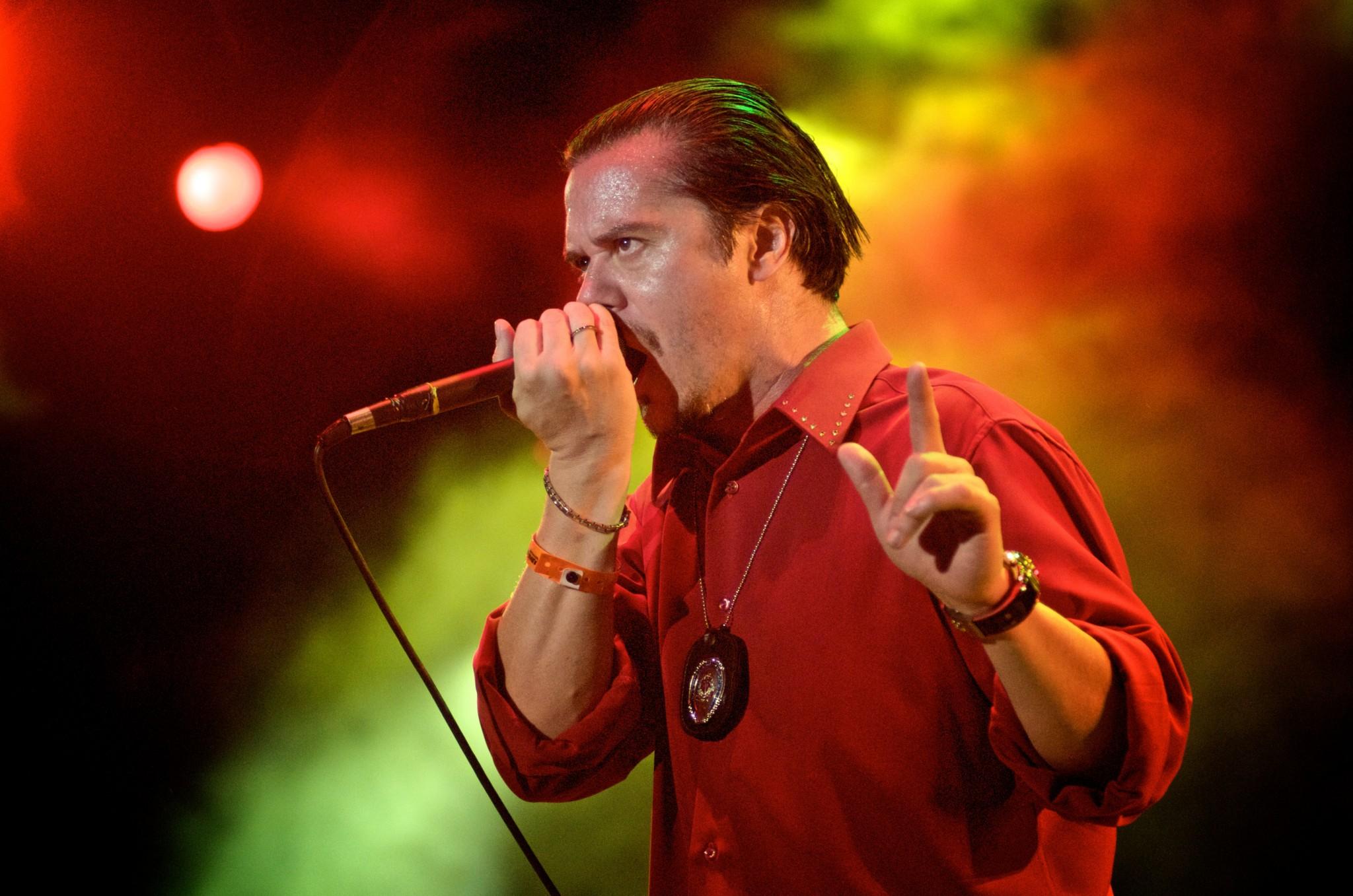 Mike Patton (phot. Silvio Tanaka / flickr.com/tanaka)