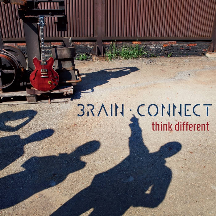 brain connect think different