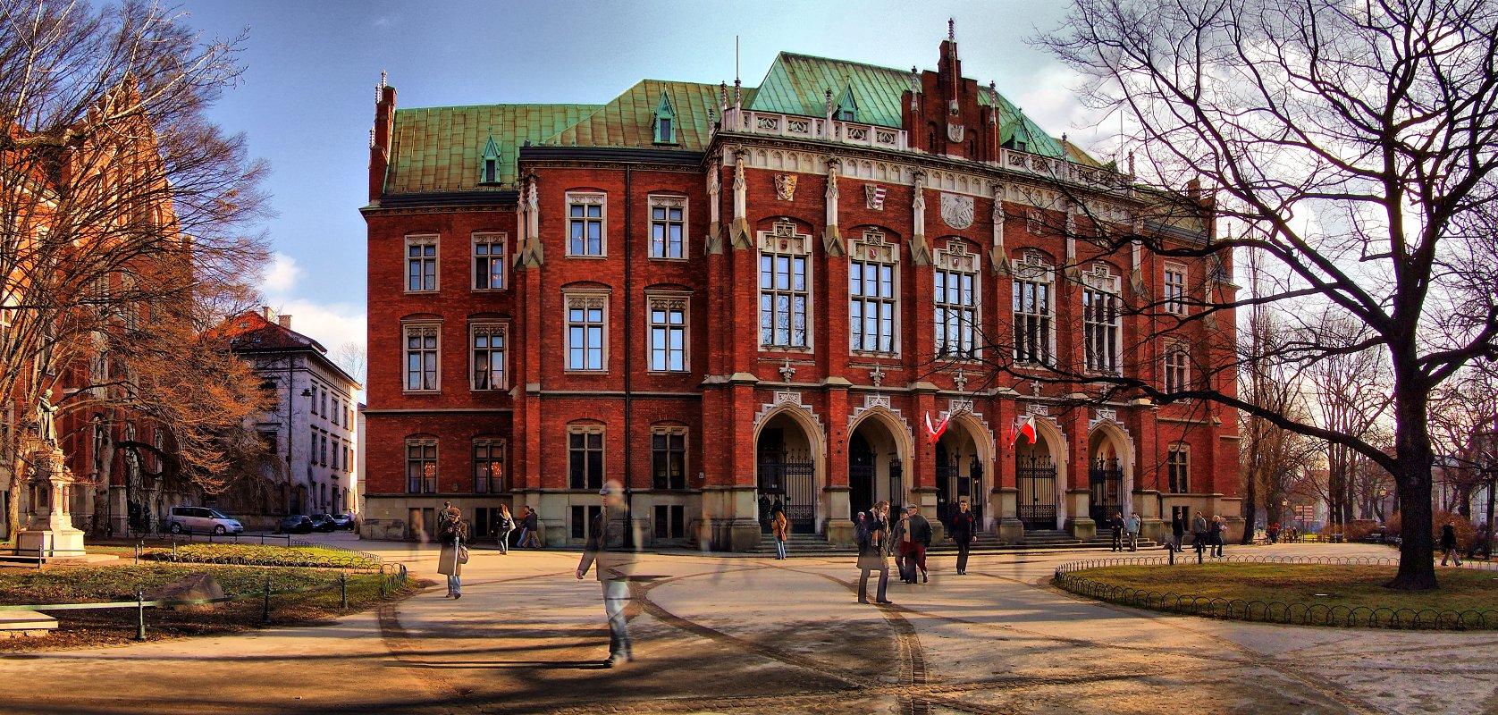 Jagiellonian University Collegium Novum
