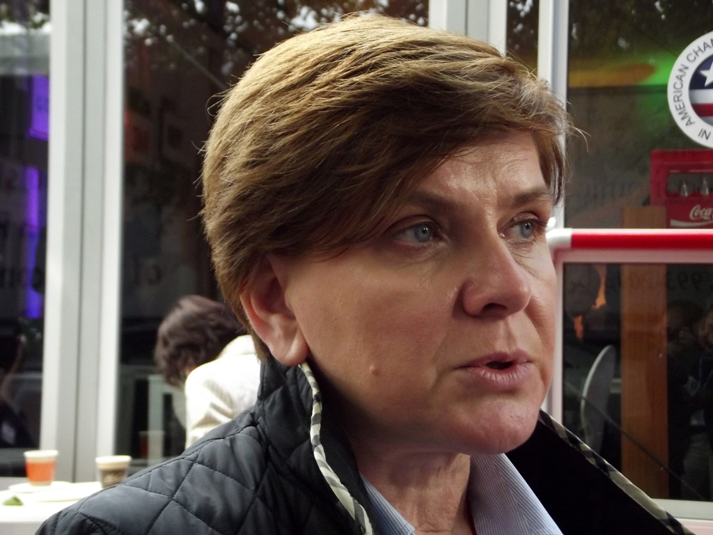 Polish Prime Minister Beata Szydło