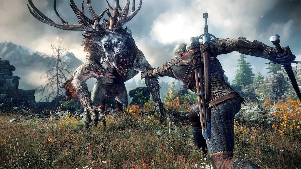 Screenshot from The Witcher III: The Wild Hunt