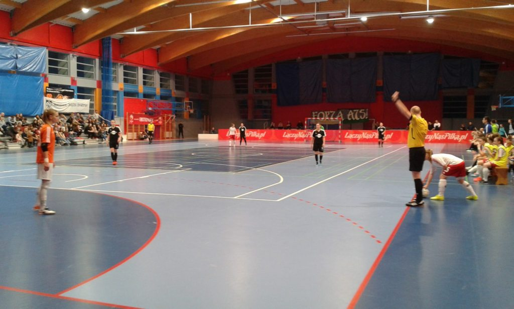 Jagiellonian Women's Futsal Team Crowned Champions of Poland