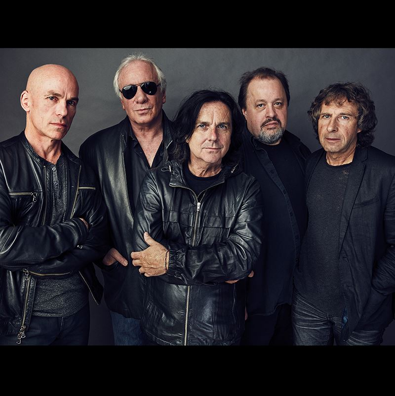 Marillion in 2016 (Facebook)