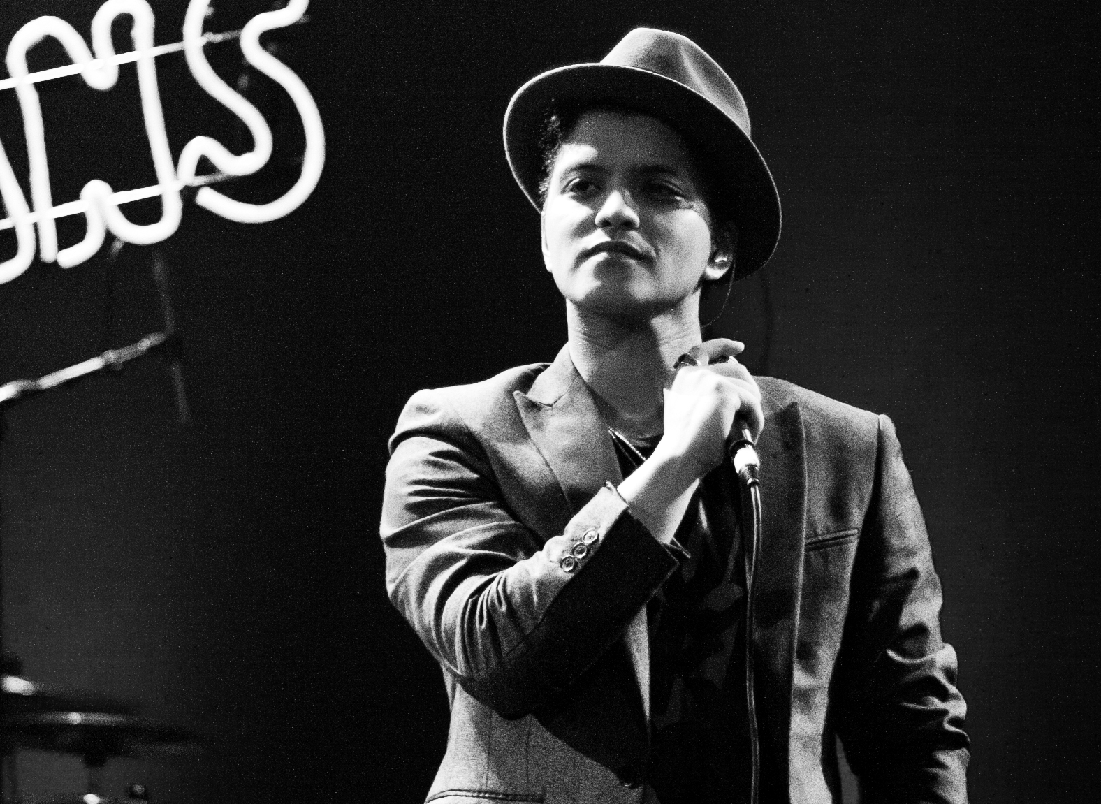 American superstar Bruno Mars will be performing at Krakow's Tauron Arena this Saturday