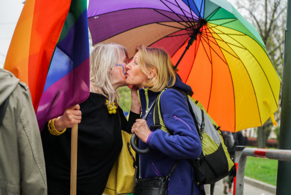 PHOTOS: Equality March Krakow 2017