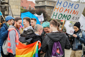 Krakow Equality March 2017