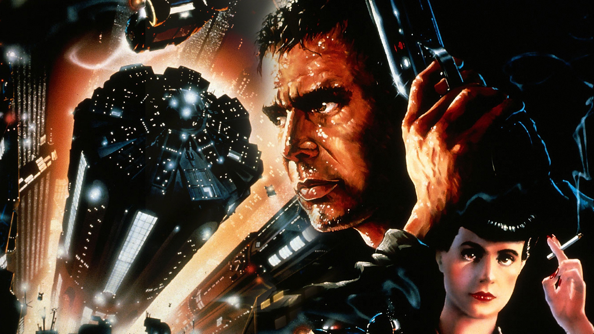 The 1982 American sci-fi classic Blade Runner will be screened in Krakow this Thursday