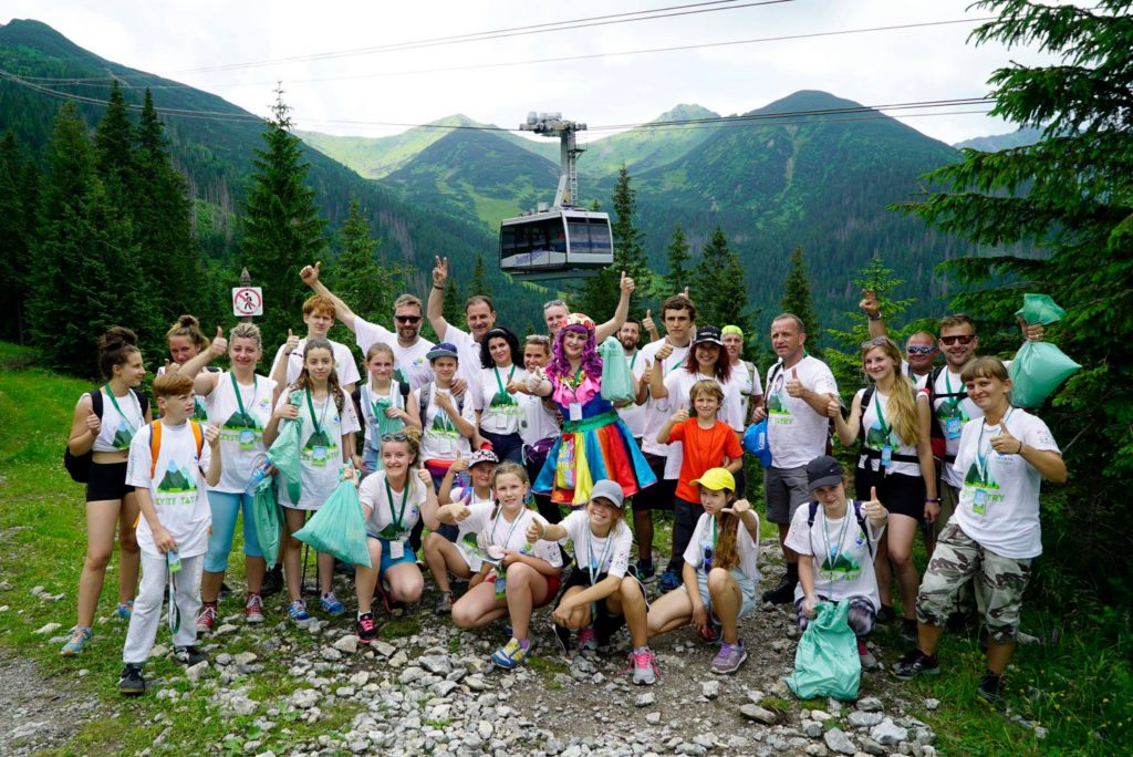 Volunteers to clean up Tatra Mountains