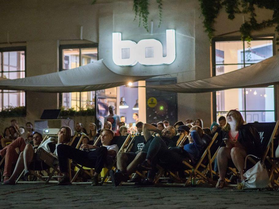 BALowe Kino Plenerowe (phot. Alicja Bytnar/Facebook)