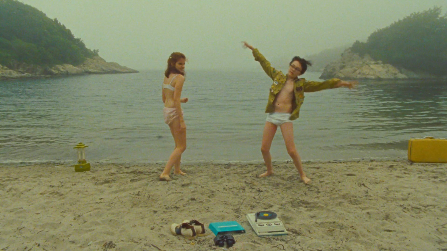 Moonrise Kingdom (dir. Wes Anderson, 2012) will be screened in one of Krakow's outdoor cinemas this Friday
