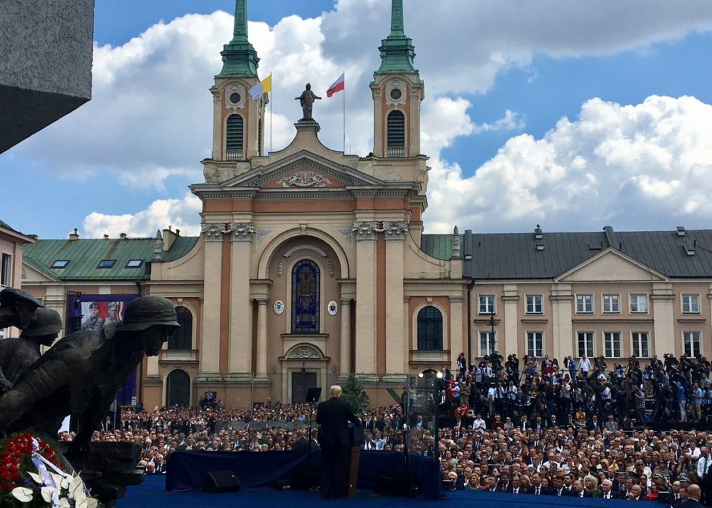 Trump in Warsaw: What He Said (and Why It Matters)
