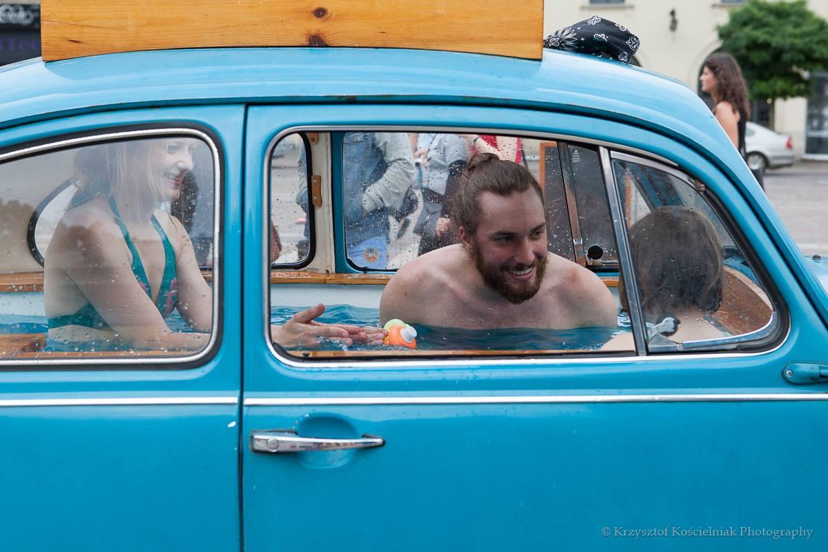 Last year's ULICA Festival of Street Theatres in Krakow (phot. Krzysztof Kościelniak/official Facebook page)
