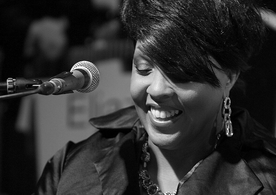 American Jazz musician Karen Edwards