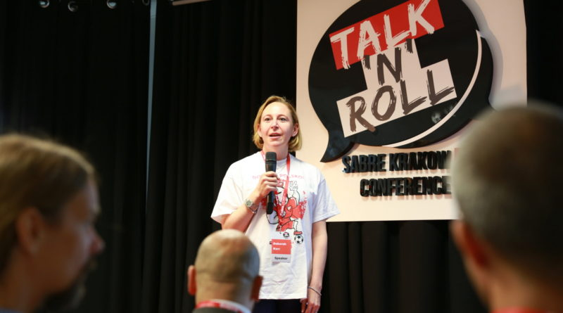 3rd Talk 'N' Roll conference: Inspiring speakers, interesting topics, and music like you've never heard