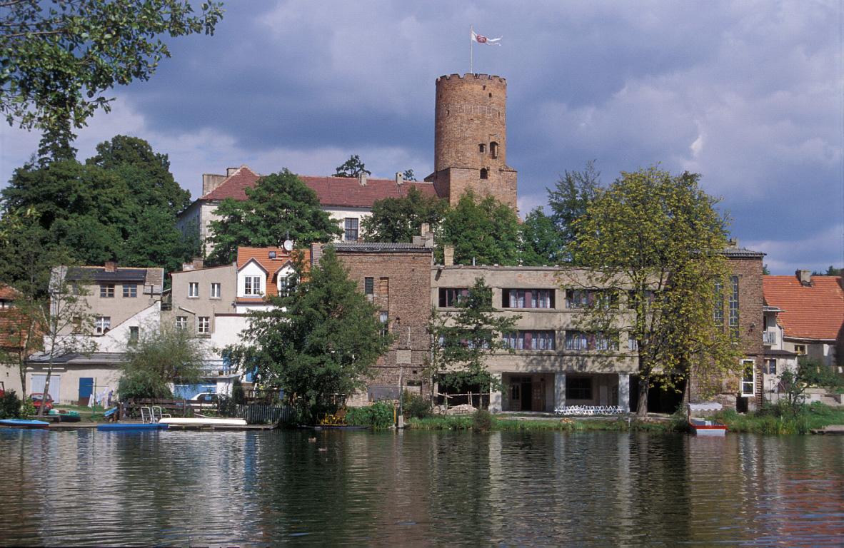 The proud city of Łagów (phot. Jerzy Strzelecki)