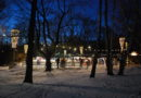 The ice skating rink at Błonia Park in Krakow (phot. official website)