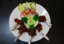 """Chicken lollipops"" at The Indian Connection in Krakow (phot. Facebook)"