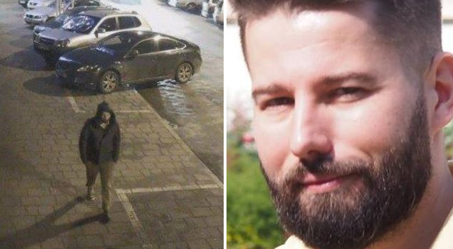 The corpse of local man Piotr Kijanka, 34, was discovered on Monday in Krakow's Vistula River