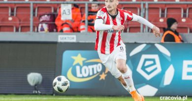 Cracovia's miracle did not happen