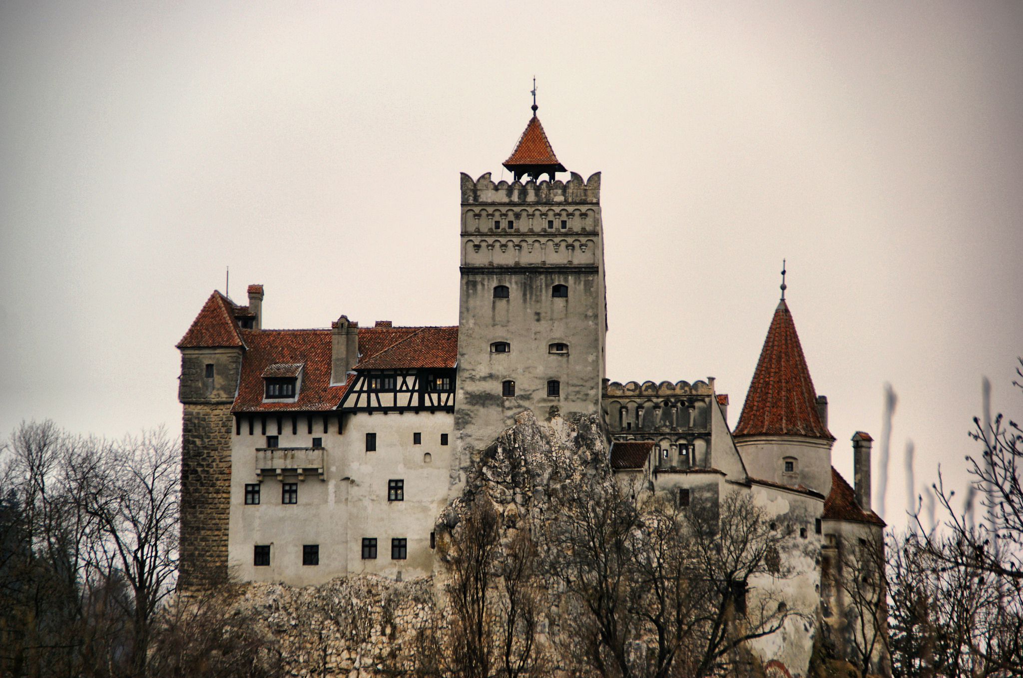 Bran Castle (phot. Alexandru Panoiu)