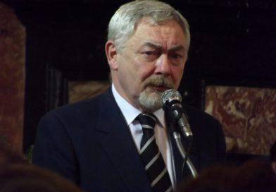 Krakow President Jacek Majchrowski, pictured in 2013 (phot. Piotr Drabik)